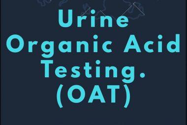 Urine Organic Acid testing